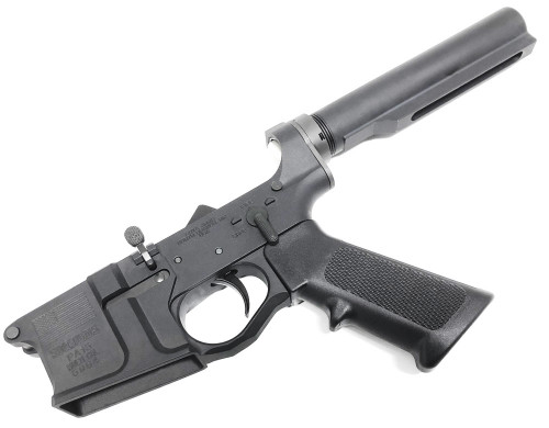 Receiver Stock AR Shotgun End Plate .223 5.56 2 Pack Free Shipping