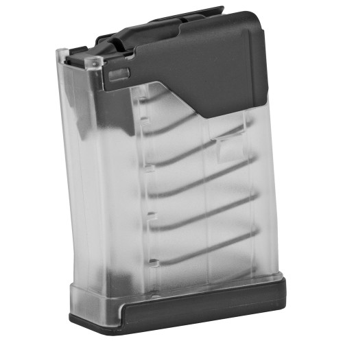 Lancer Systems L5AWM AR-15 Magazine - 10 Rounds Trans Clear .223/5.56 999-000-2320-22