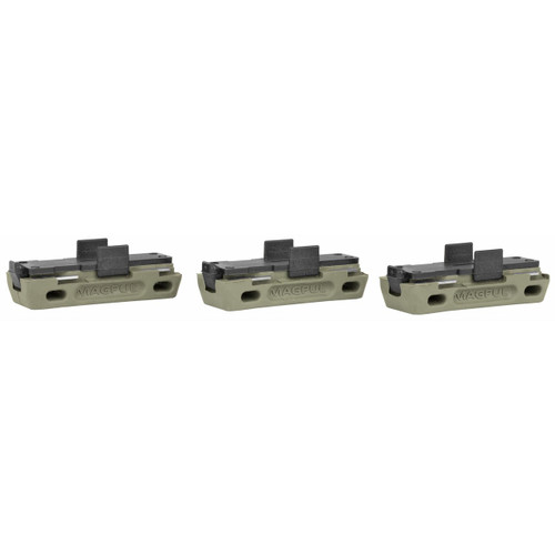 Magpul L Plate - fits Aluminum USGI 5.56x45mm 30rd Mags, 3 Pack - FOLiage MAG024-FOL