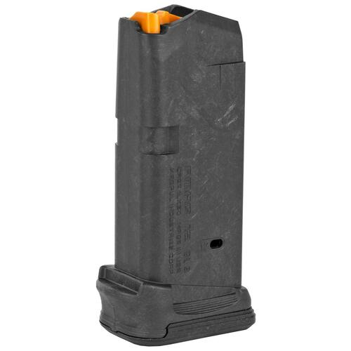 Magpul PMAG 12 GL9 12-Round 9mm Magazine - Glock 26 Polymer Black MAG674-BLK
