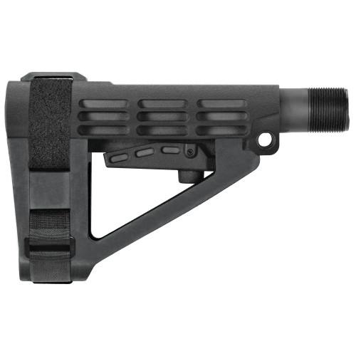 Surplus Ammo | Surplusammo.com SB Tactical SBA4 Pistol Stabilizing Collapsing Brace - Black