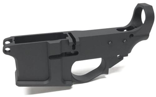 SAA BILLET AR15 80% Lower Receiver - Anodized SAA80LWR-BLT