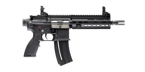 "Heckler & Koch HK416 22LR AR 8.5"" Pistol with 20-Round Magazine HK416-22pistol"