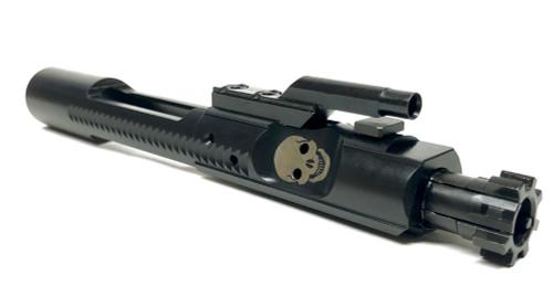 SAA AR-15/M16 SKULL FACE Complete M16 Style Bolt Carrier Group (BCG) MPI NITRIDE - .223/5.56/300AAC SAABP042