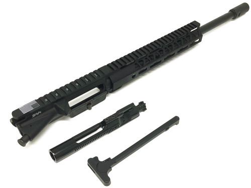 "SAA 16"" 300 AAC/Blackout BudgetC Series Nitride, 10"" MLOK Free Float Upper Receiver SAAURG040"