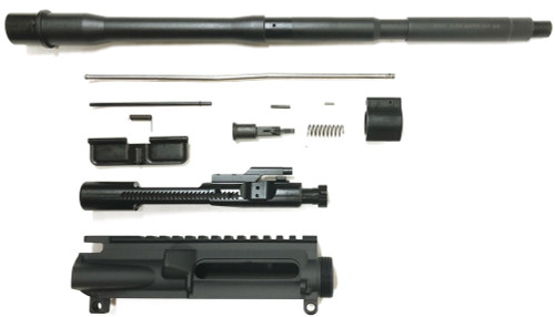"SAA BASE Builder's AR15 Upper Assembly, FF Kit - 16"" SS M4 Match BBL SAA-BASEBLD001"