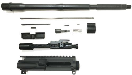 "SAA BASE Builder's AR15 Upper Assembly, FF Kit - 16"" SS M4 Match BBL SAA-BASEBLD001"