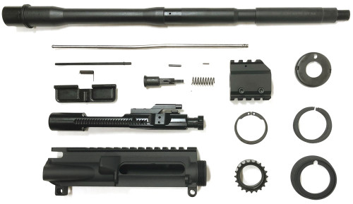 SAA BASE Builder's AR15 Upper Assembly, M4 Hand Guard-style Kit SAA-BASEBLD002