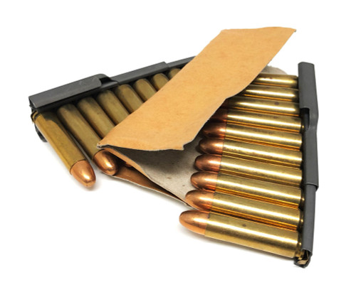 30 Carbine 110 Grain FMJ SURPLUS S. Korean - 1080 rd. Ammo Can in Bandos on Strippers SK30c-1080can