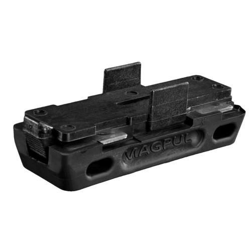 Magpul L Plate - fits Aluminum USGI 5.56x45mm 30rd Mags, 3 Pack - Black MAG024