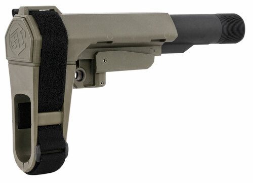 SB Tactical SBA3 Pistol Stabilizing Collapsing Brace - ODG SBA3-04-SB