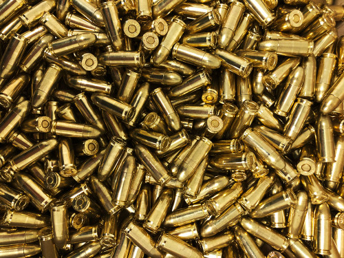 9mm 115 Grain FMJ SAA - 500 Rounds NEW, Bulk SA9N