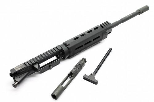 "SAA 16"" 5.56 NATO M4 1:9 Carbine MLOK Series Complete AR-15 Upper Receiver SAAURG059"