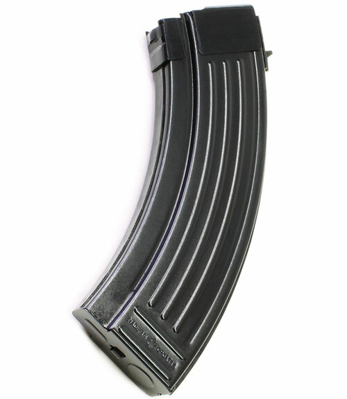 AK47 Magazine, Croatian BHO, Steel 7.62x39 - 30 Round NEW, VCI Packaged AK30CRO
