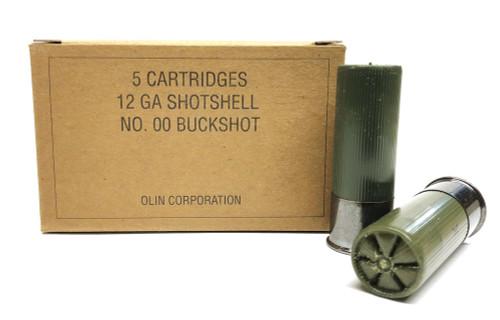 "12 Gauge Winchester 2-3/4"" 00 Buckshot 9 Pellet Q1544"