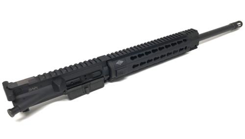 "SAA 6.5 Grendel (264 LBC Type 1) 18"" BHW HBAR 1:8 SS Rifle-Length YHM Keymod Rail Complete Upper Receiver - Blackhole SS Barrel SAAURG070"