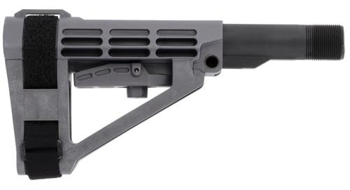 SB Tactical SBA4 Pistol Stabilizing Collapsing Brace - Gray SBA4Gray