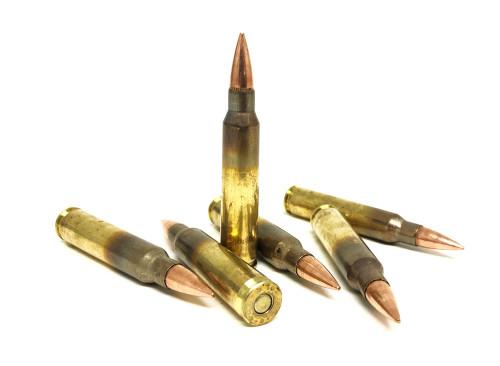 5.56 M855 62 Grain 50rd Penetrator LAKE CITY - US Military - 200 Rounds, Bulk LCM855