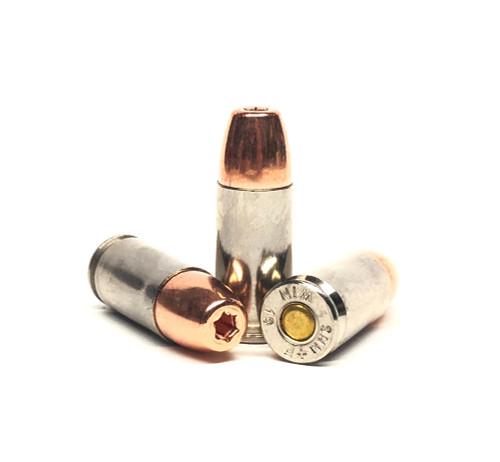 9mm 115 Grain JHP +P SAA - 50 Rounds NEW SA9-3NR