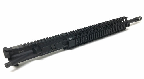 "SAA 16"" 5.56 M4 1:7 FF YHM SLR Rifle-Quad-Rail Complete AR-15 Forged Upper Receiver SAAURG081"