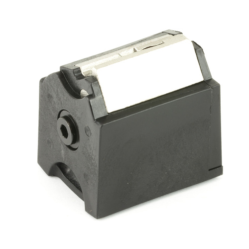 Ruger BX-1 Rotary Magazine - Single Mag Ruger 10/22, 77x22 .22LR 5-Round RUG90041