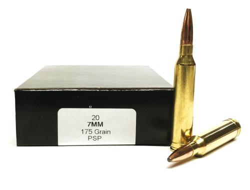 7mm Rem Mag 175 Grain SP SAA SAA7mmRemMag