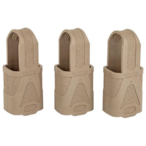 Magpul - 9mm Subgun Magazine Assist - 3 Pack - FDE MAG003-FDE