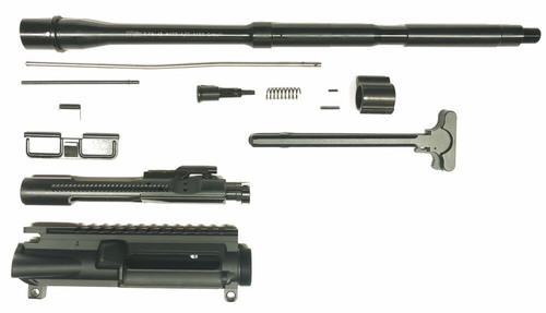 SAA BASE Builder's AR15 Upper Assembly - FF Kit-3 SAA-BASEBLD-003