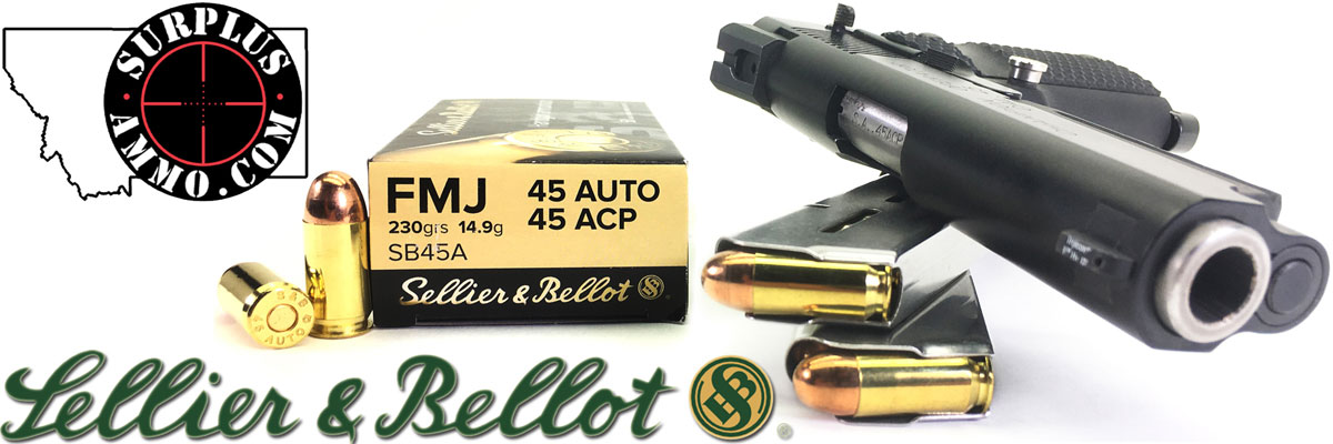45 Auto/ACP Bulk Ammo For Sale In Stock - Surplus Ammo