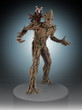 Guardians of the Galaxy Rocket and Groot 1/4 Scale Statue