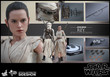 hot toys rey sixth scale figure-d