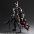 play arts kai batman rogues gallery two face figure