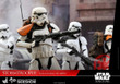hot toys rogue one stormtrooper jedha patrol 1:6 scale figure-b