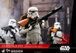 hot toys rogue one stormtrooper jedha patrol 1:6 scale figure-d