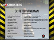 soldier story ghostbusters peter venkman 1:6 scale figure-f