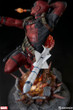 sideshow collectibles deadpool heat seeker premium format figure-f