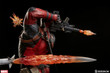 sideshow collectibles deadpool heat seeker premium format figure-i