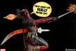 sideshow collectibles deadpool heat seeker premium format figure-j