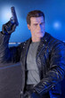 Terminator 2: Judgment Day 1/4 Scale Figure - T-800 -a
