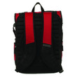 Bioworld Merchandising Marvel Deadpool Suit-Up Tactical Roll Top Backpack -a