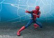 tamashi nations s.h. figuarts spider-man homecoming figure 002