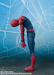 tamashi nations s.h. figuarts spider-man homecoming figure 009