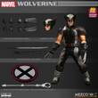 mezco toyz one 12 collective previews exclusive x-force wolverine