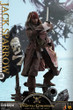 hot toys jack sparrow sixth scale figure dead men tell no tales1