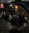 One:12 Collective Stealth Deathstroke Previews Exclusive Figure