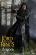 asmus toys lord of the rings aragorn slim version sixth scale figure1