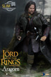 asmus toys lord of the rings aragorn slim version sixth scale figure2