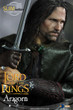 asmus toys lord of the rings aragorn slim version sixth scale figure3