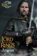 asmus toys lord of the rings aragorn slim version sixth scale figure5