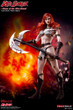 red sonja scars of the she devil sixth scale figure